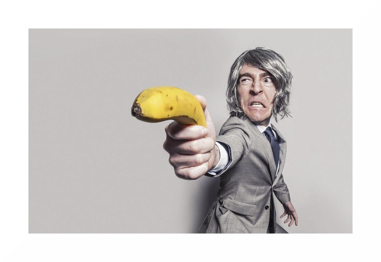 Was hat die Banane, was ich nicht habe?